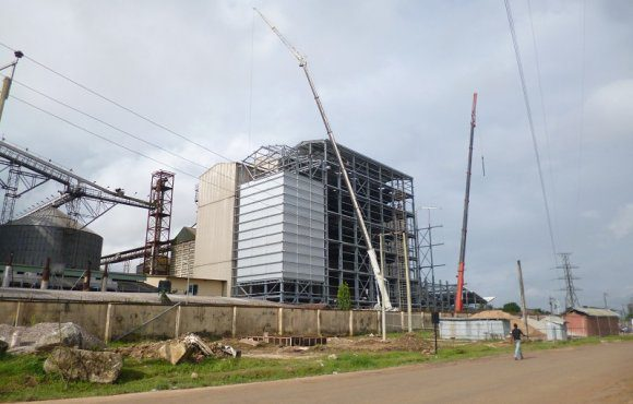 Niger Mills | Calabar | TSC | Square Silo