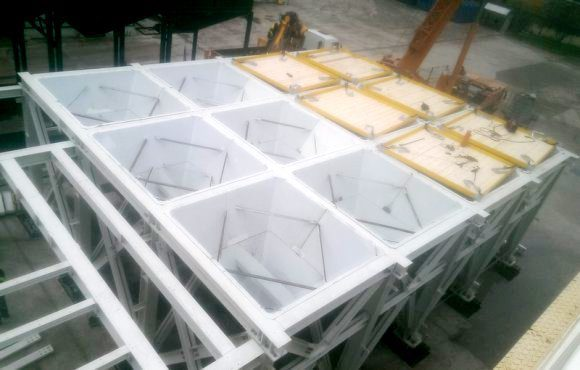 Seed Storage | TSC | Square Silo