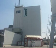 Swiss Landi grain storage TSC Silos