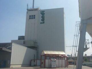 Swiss Landi grain storage TSC Silos