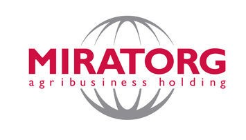 Logo Miratorg agribusiness square silos TSC