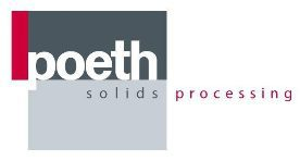 Logo Poeth Solids Processing