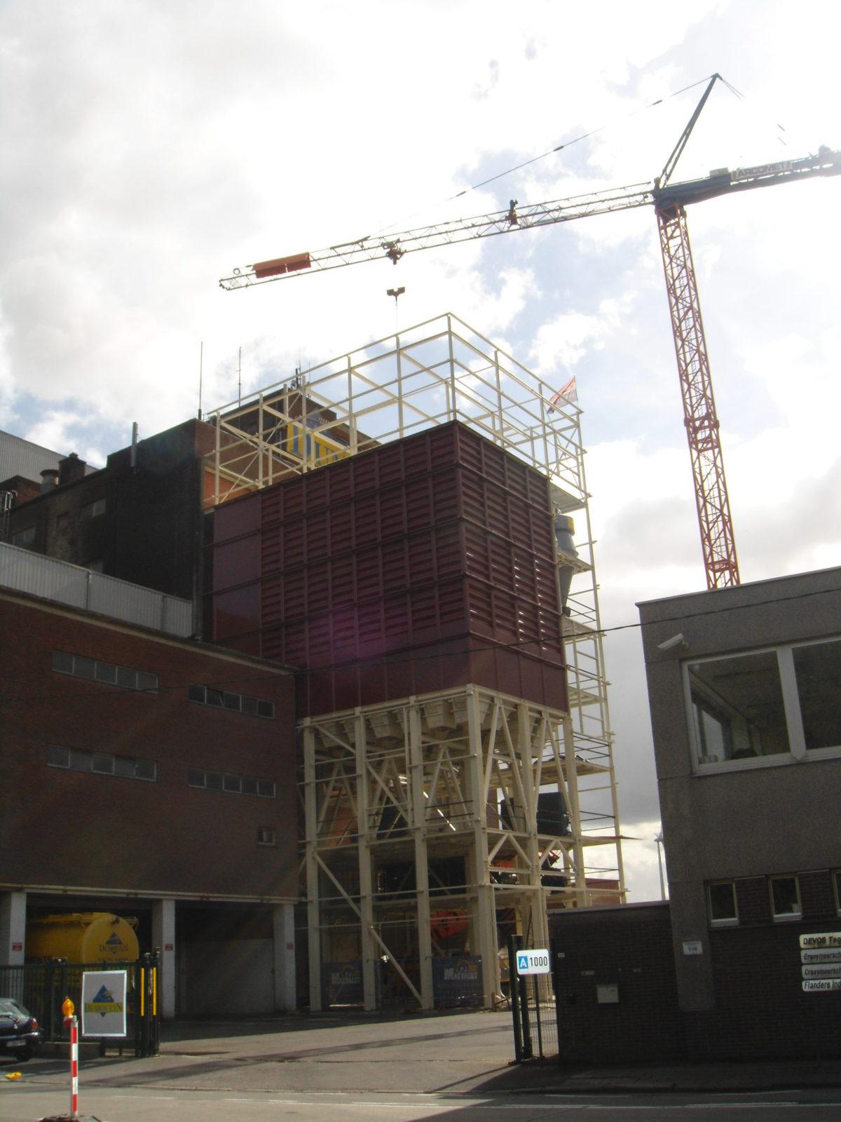 Dumoulin | Kortrijk | TSC | Square Silo