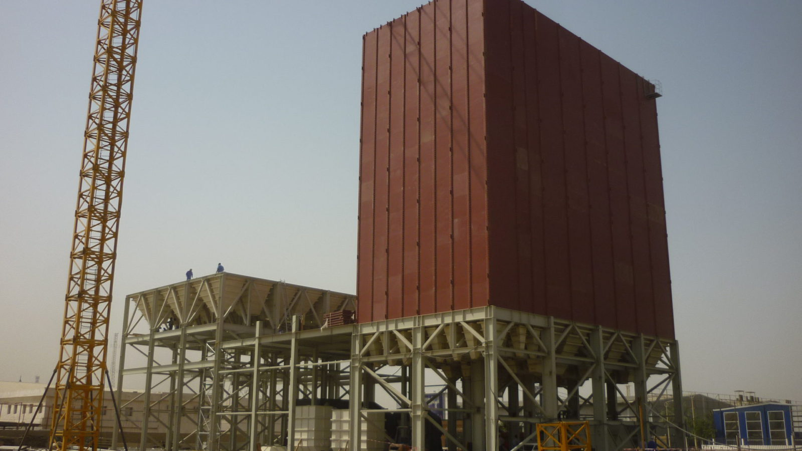 Fakieh Poultry Farms | Jeddah | TSC | Square Silo