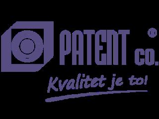 Patent Co logo TSC square silos Serbia