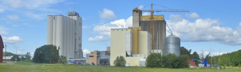 Lantmännen Cerealia | Silokonsult | TSC | Square Silo
