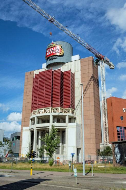 Stella Artois Leuven expansion uitbreiding TSC Silos
