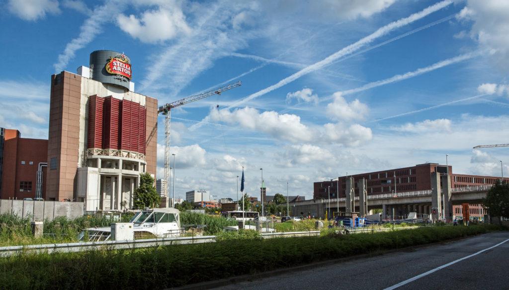 AB InBev | Meura | Leuven | TSC | Square Silo
