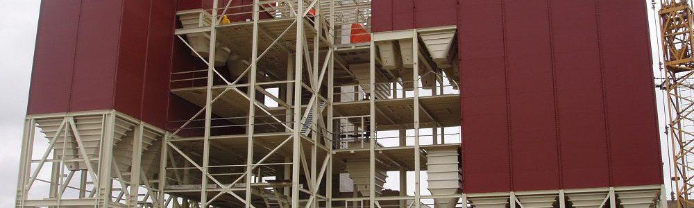 TSC Square silos