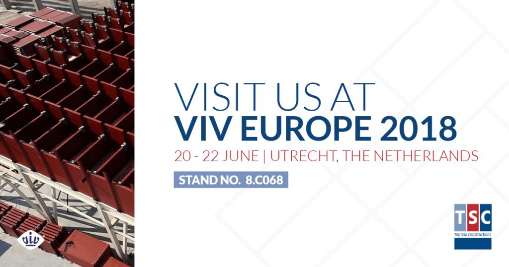 TSC Silos @ VIV Europe 2018